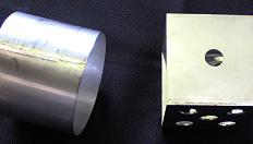 溶接加工・最新型レーザー溶接 イメージ