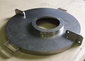 レーザー加工・R曲げ加工・ファイバー溶接加工 イメージ