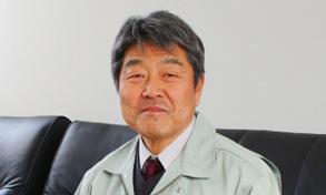 代表取締役社長 田中 実